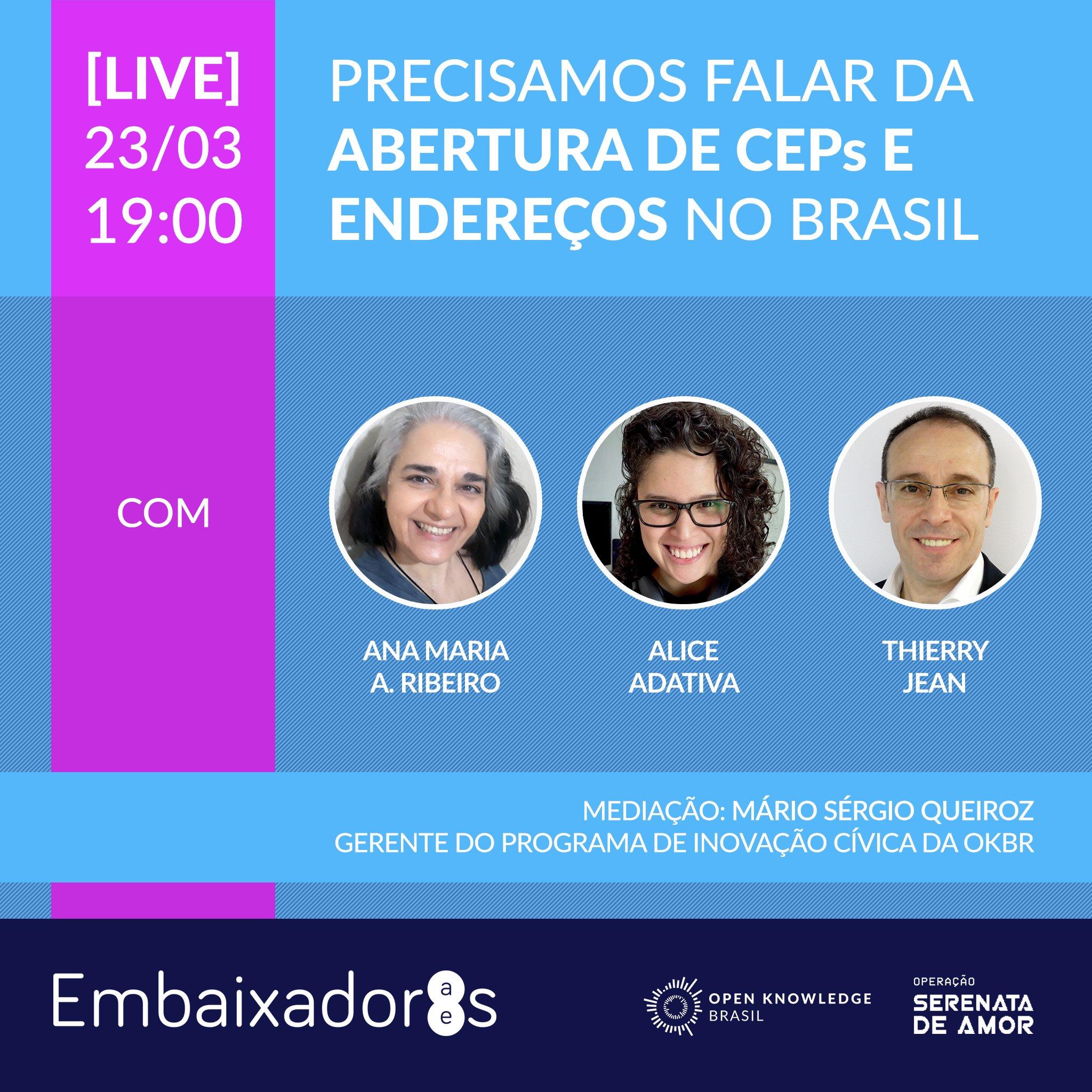 abertura de CEPS´ no Brasil